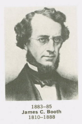 Former ACS President James C. Booth