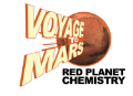 Voyage to Mars: Red Planet Chemistry