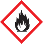 GHS Hazard symbol for Flammable