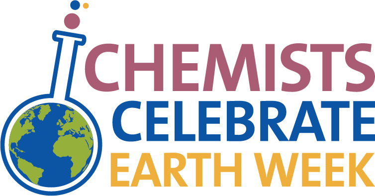 Chemists Celebrate Earth Week (CCEW) Logo