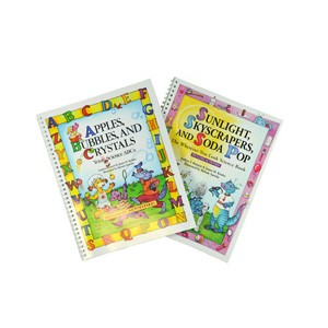 2-Book Science Activity Set