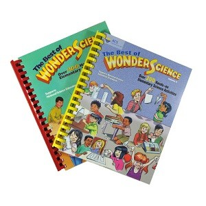 Best of Wonder Science, volumes 1 and 2