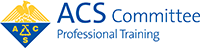 ACS Committee on Professional Training logo