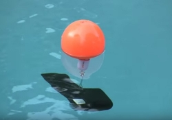 Water Buoy video