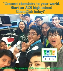 Start an ACS High School ChemClub