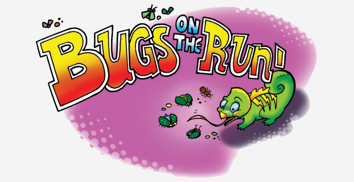 Bugs on the Run