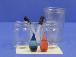 Materials for this experiment