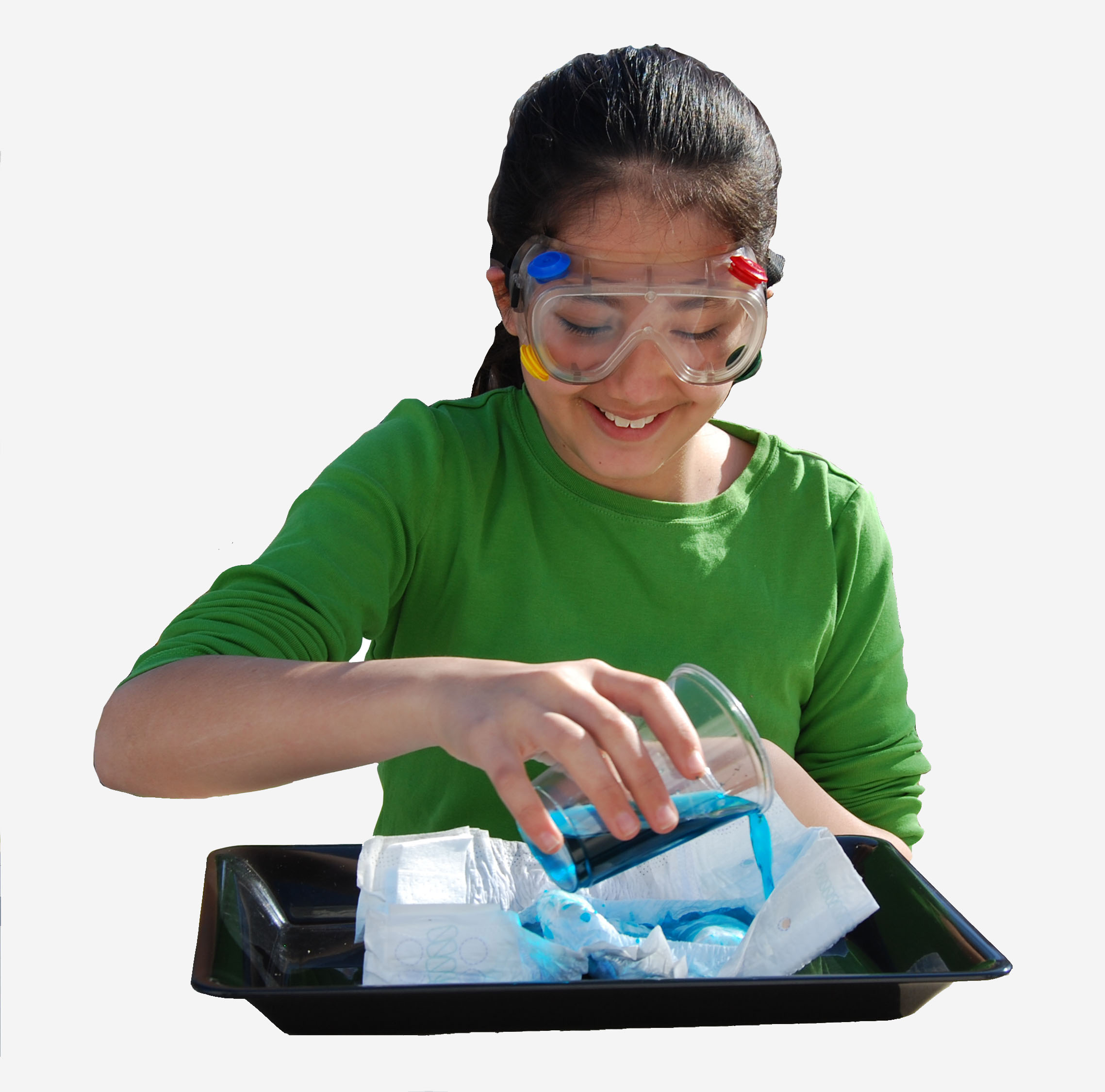 chemistry project ideas time for slime american chemical society