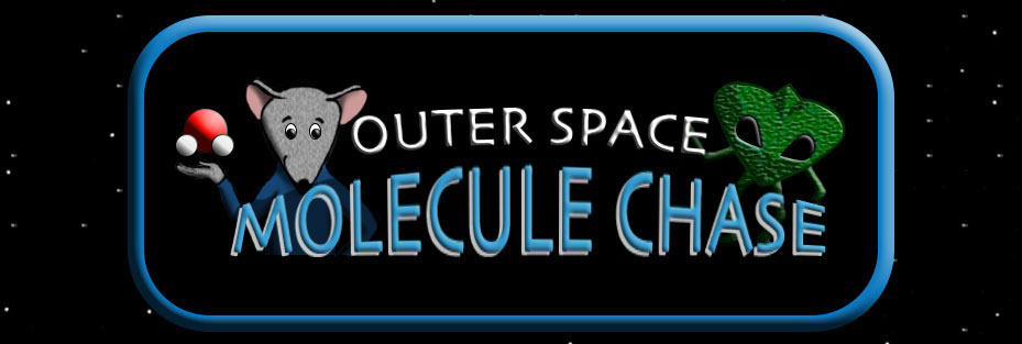 Outer Space Molecule Chase