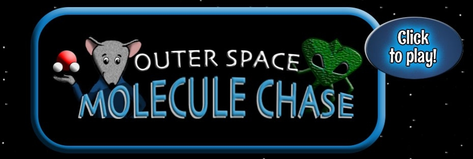 Outer Space Molecule Chase - Click to Play