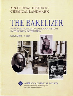 Bakelite First Synthetic Plastic National Historic