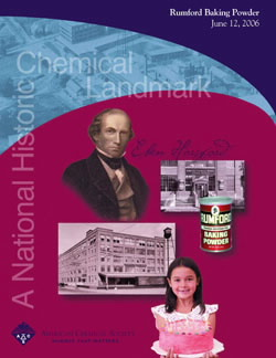 Rumford Baking Powder commemorative booklet