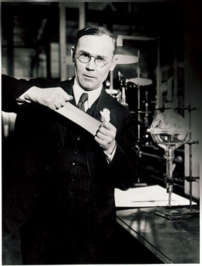 Wallace Carothers And The Development Of Nylon Landmark