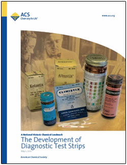 The Development of Diagnostic Test Strips commemorative booklet