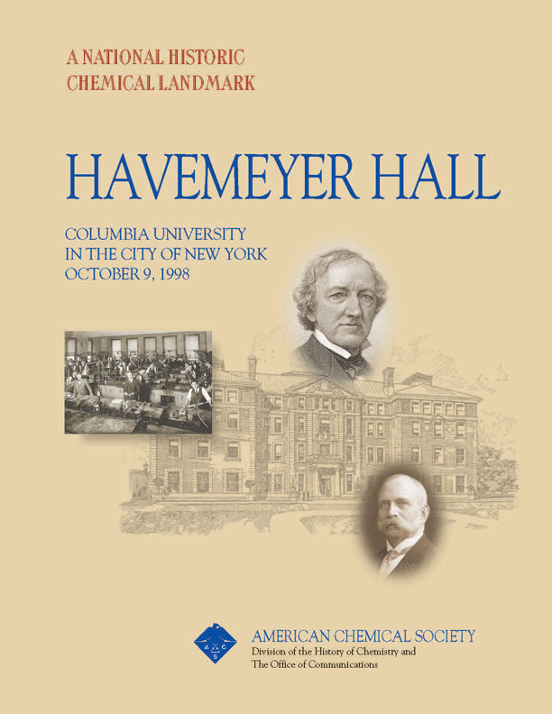 """Havemeyer Hall"" commemorative booklet"