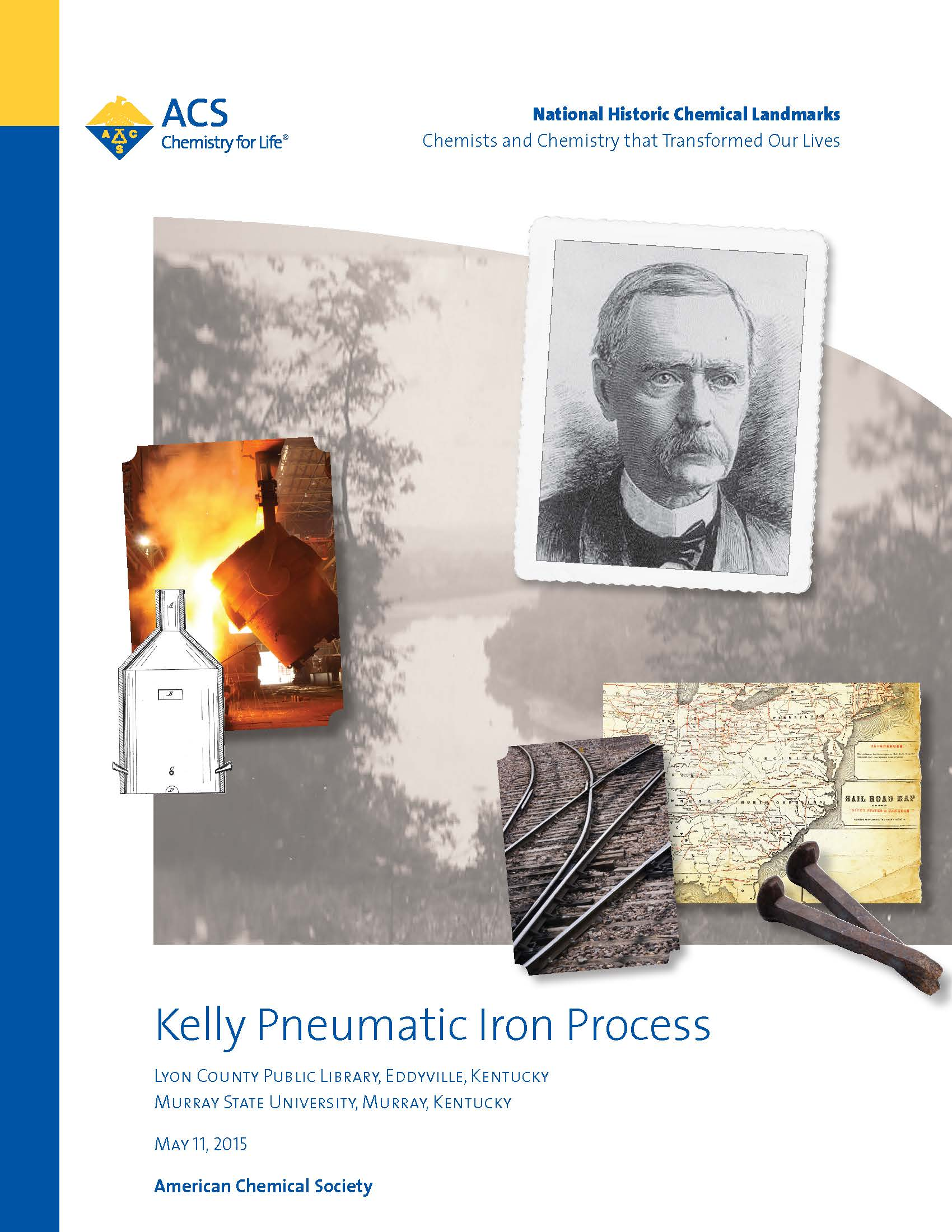 """Kelly Pneumatic Iron Process"" booklet"
