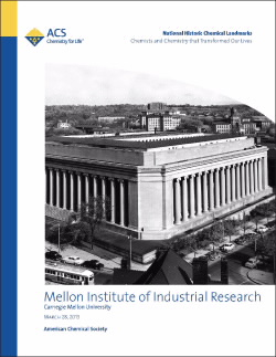 Mellon Institute of Industrial Research Commemorative Booklet
