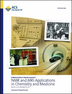 NMR and MRI: Applications in Chemistry and Medicine commemorative booklet