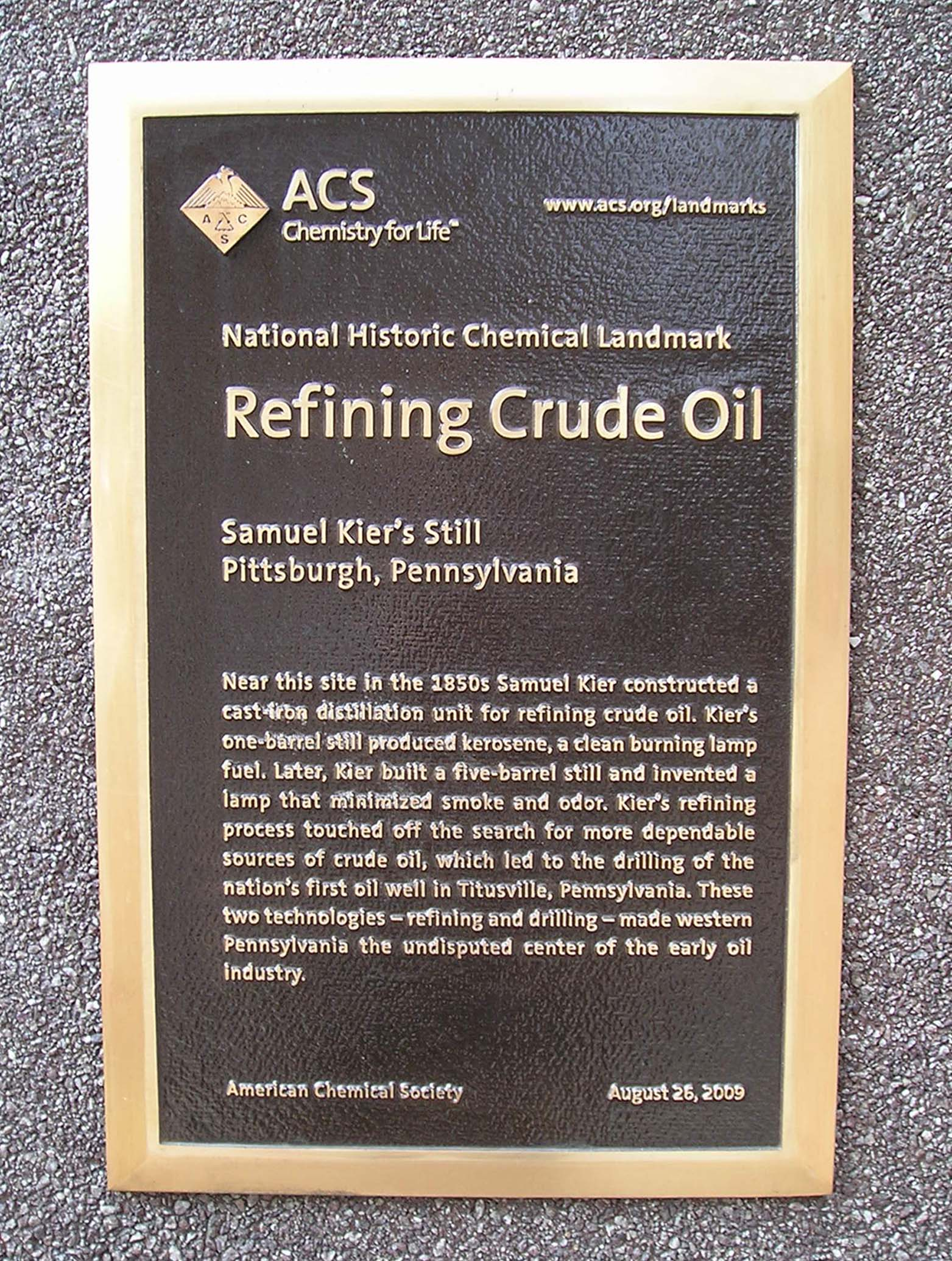 Development of the pennsylvania oil industry national historic cite this page aiddatafo Gallery