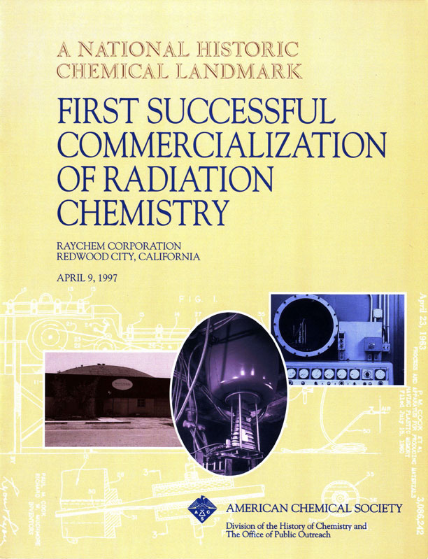 """First Successful Commercialization of Radiation Chemistry"" commemorative booklet"