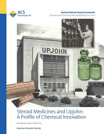 Upjohn steroid booklet