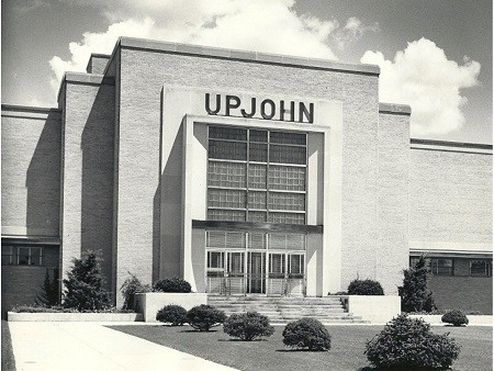photo of Upjohn's Portage Road building