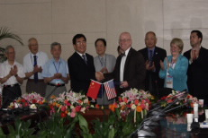 2010 Chinese Chemical Society Signing Ceremony