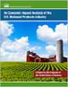 Report on Critical Raw Materials and cover image of a farm blue sky with clouds