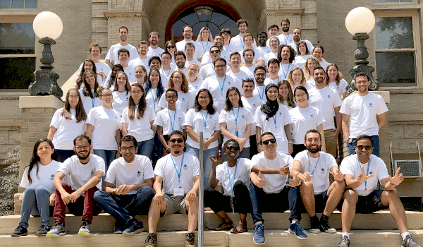 ACS Summer School on Green Chemistry & Sustainable Energy Class of 2019.