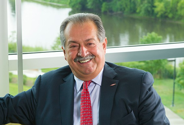 Andrew N. Liveris, Retired, Dow Chemical Company image