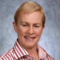 Margaret Faul, Vice President in Process Development, Amgen