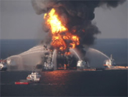 Gulf of Mexico Deepwater Horizon oil spill