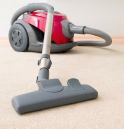 Older, cheaper vacuum cleaners release more bacteria and