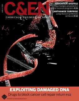 C&N Cover: Exploiting Damaged DNA