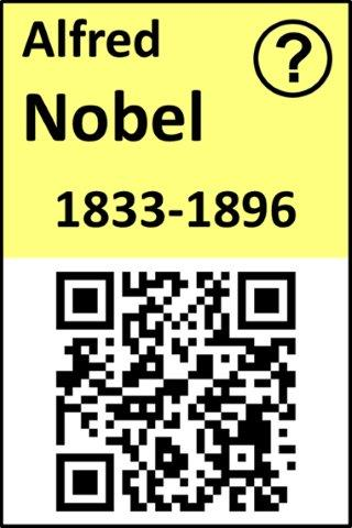QR code access to Nobel Prizes in Chemistry - American Chemical ...