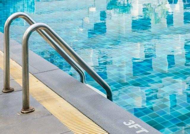 Hot tubs and swimming pools are not as clean as you may for Pool and spa show 2016