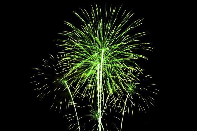 green fireworks ingredients - 640×426