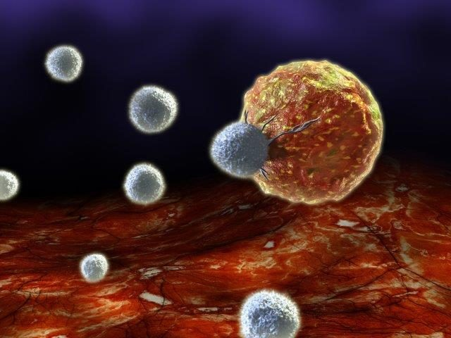 New Dual-Targeting Nanoparticles Lower Cancer's Defenses and Attack Tumors