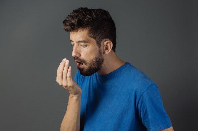 Sensor detects whiff of bad breath - American Chemical Society