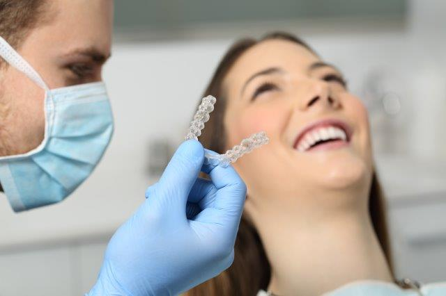 Helping dental retainers and aligners fight off bacteria