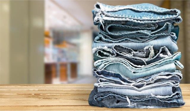 Upcycling process brings new life to old jeans - American