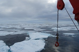 Newer PFAS compound detected for first time in Arctic seawater image