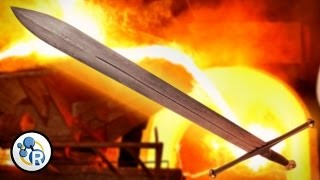 Game of Thrones Science: Sword Making and Valyrian Steel image