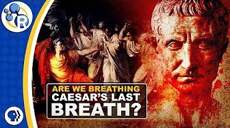 Are We Breathing Caesar's Last Breath image