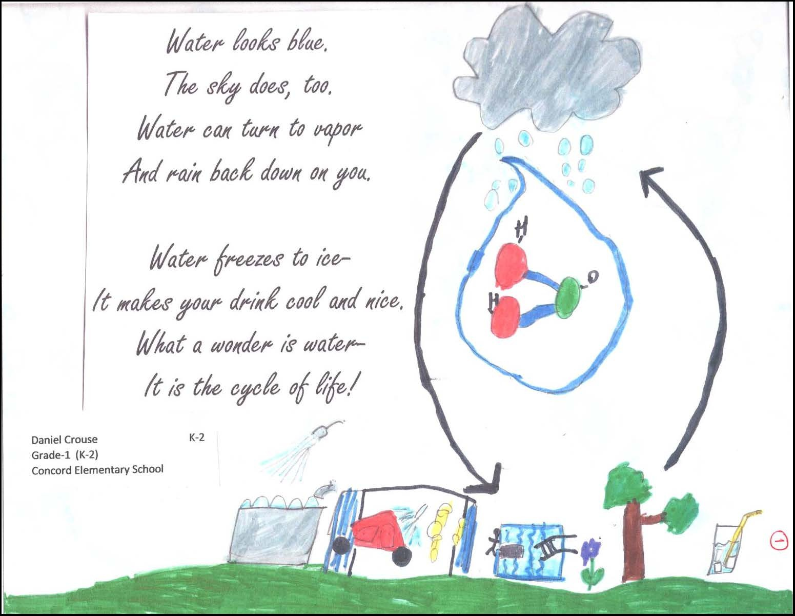 Chemists Celebrate Earth Day (CCED) 2014 Illustrated Poem Contest ...
