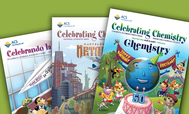 Celebrating Chemistry Magazines