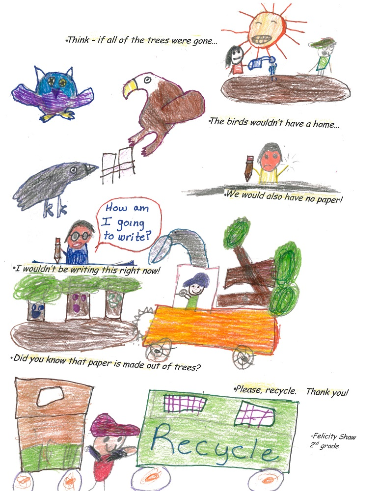 CCEW Illustrated Poem Contest Winners - American Chemical