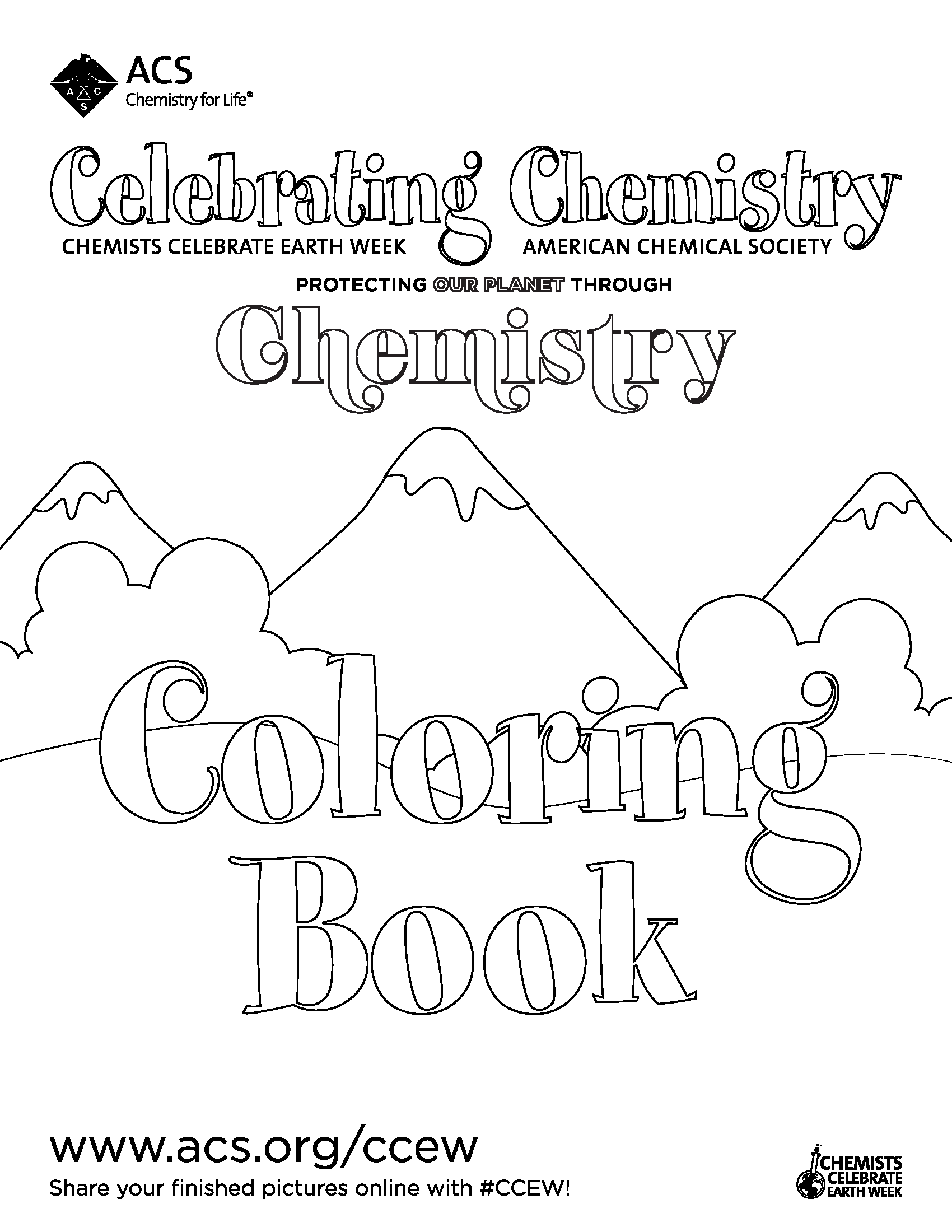 - CCEW 2020 Celebrating Chemistry Coloring Book - American Chemical