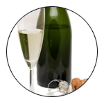 Toast the New Year with Champagne Chemistry image