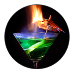 The Chemistry of Cocktails: Bruising and Louching and Fire Oh My! image
